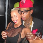 Boo'd Up ~ Wiz Khalifa Surprises Amber Rose With 29th Birthday Celebration…