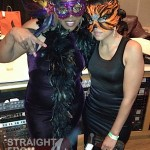 Michelle ATLien Brown and Joi Pearson