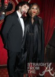 Ricardo Tisci and Ciara Irreverant Dinner PFW 11 - 3