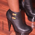 Kandi Burruss Shoes