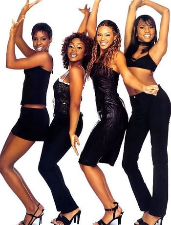 The Destiny's Child, American R&B girl group