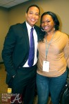 Don Lemon and Michelle Brown (ATLien)