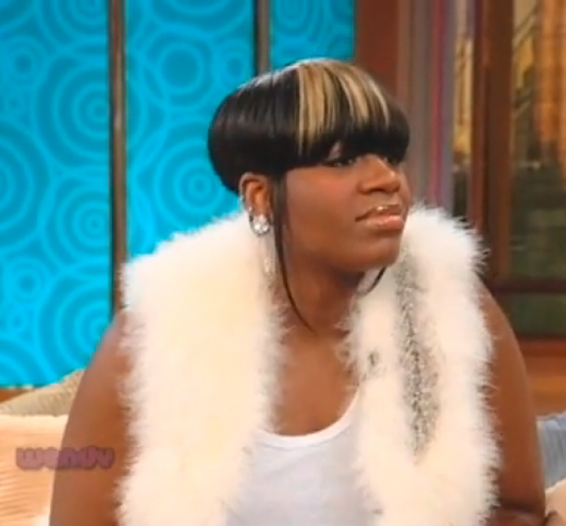 Fantasia Barrino Wants To Clear Up A Few Things So She Called Wendy