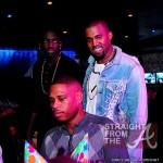 Tubby Bu Thiam and Kanye West Side Eye