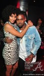 Kanye West and Tracee Ellis Ross