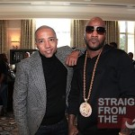 Kevin Liles and Jeezy
