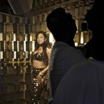 "The ""A"" Pod ~ Trina Re-Visits The Pole in ""Red Bottoms"" Video Shoot… [BTS PHOTOS]"