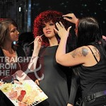 Rihanna was figure 5 Madame Tussauds