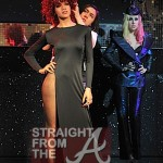 Rihanna was figure 9 Madame Tussauds