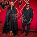 Ciara & Kanye Vamp Up Fashion Week + An Ode to Ciara's Toes… [VIDEO]