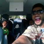 "Usher Shows Off His ""Daddy Swag"" in New Ride… [PHOTOS]"