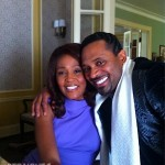 SPOTTED: Whitney Houston & Mike Epps on ?SPARKLE? Set… [PHOTO]