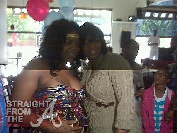 Fantasia Pregnant Baby Shower