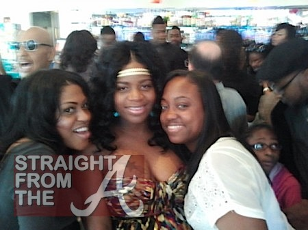 Lil Mo And Fantasia Baby Shower