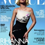 Hot or Not? Rihanna Goes BLONDE for British Vogue + She's No Role Model… [PHOTOS]