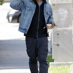 Quick Flix: Usher Raymond Makes a Coffee Run… [PHOTOS]