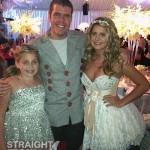 Perez Hilton and Kim Zolciaks Daughters