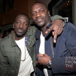 Bu Thiam and Akon