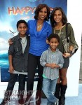 Holly Robinson Peete Happy Feet-6