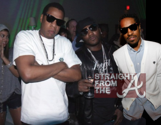 """3a3b237dfe5 The """"A"""" Pod ~ """"I Do"""" ~ Young Jeezy ft. Jay-Z and Andre 3000 ..."""