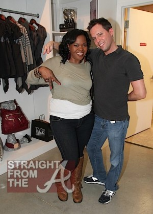 Michelle Brown (ATLien) and Jordan (AtlantaBoy.com)