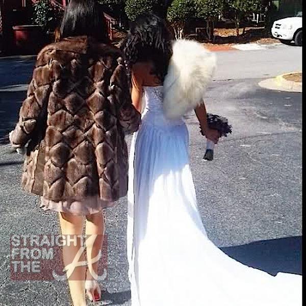 Kenan Thompson Christine Evangeline Wedding 19 Straight