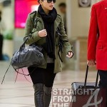 Kim Kardashian Airport 110811 - 1