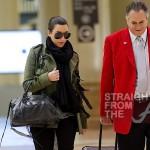 Kim Kardashian Airport 110811 - 3