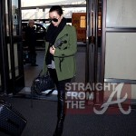 Kim Kardashian Airport 110811 - 5