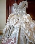 Kim Zolciak Wedding Dress 1