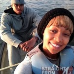 Boo'd Up ~ Monica & Shannon Brown Celebrate 1 Year of Wedded Bliss…