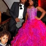 Lil Wayne Reginae and Lil Brother Dwayne Carter III