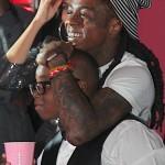 Lil Wayne and His Brother Semaj