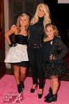 Kim Zolciak and daughters Brielle and Ariana