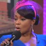 Phaedra Parks Sings