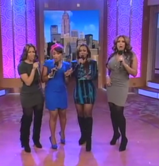 Wendy williams disses sheree whitfield for no scrubs performance
