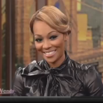 Monica Brown Wendy Williams Show