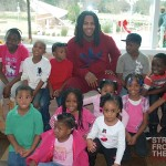 Waka Flocka Flame Gives Back for Thanksgiving… [PHOTOS]