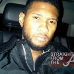 "Usher Raymond Goes Back in Time for a ""New Look""… [PHOTOS]"