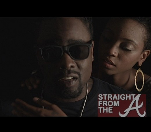 Bood Up Wale And Top Model Bre Scullark Behind The Scenes Of