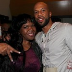 Michelle ATLien Brown and Common