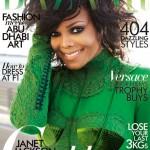 Janet Jackson Covers Harpers Bazaar Arabia… [PHOTOS]