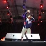 Ludacris at black rabbit festival in China (11-1-11)