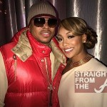 Shannon Brown and Monica Brown
