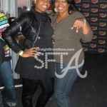 FANTASIA AND Michelle ATLIEN Brown