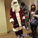 T.I. Plays Santa 2011
