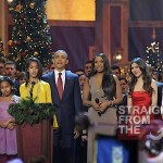 Obamas Host Christmas in Washington 2011-12