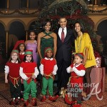 Obamas Host Christmas in Washington 2011-13