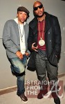 Kevin Liles and young Jeezy