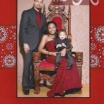 RHOA's Phaedra Parks' Family Christmas Photo + Her Holiday Message of UNITY… [PHOTOS]
